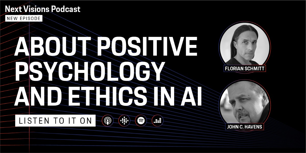 About positive psychology and ethics in AI