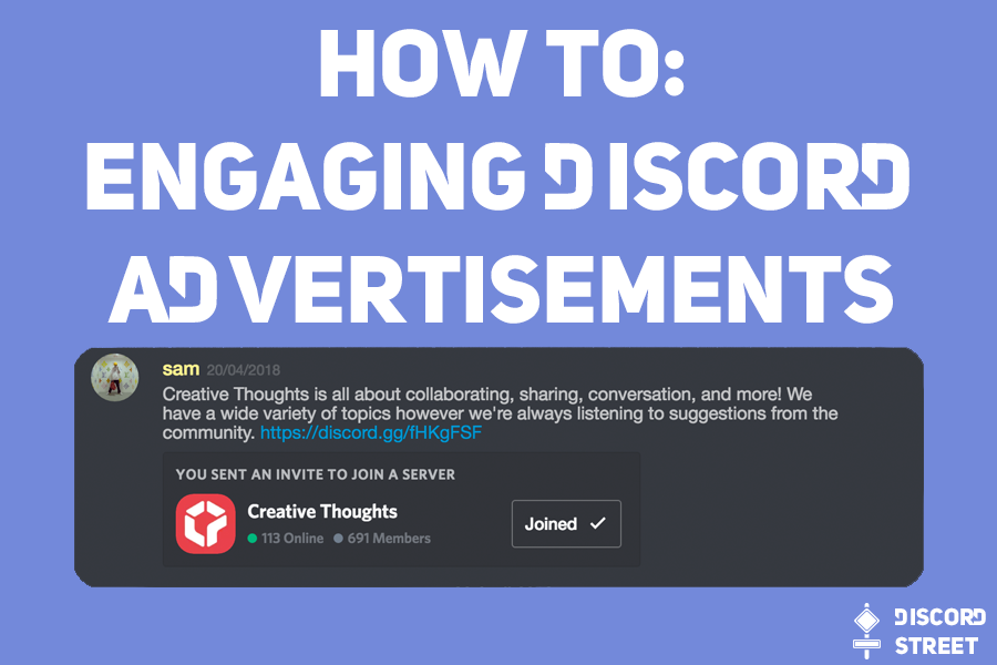 Writing an engaging Discord server description - Discord
