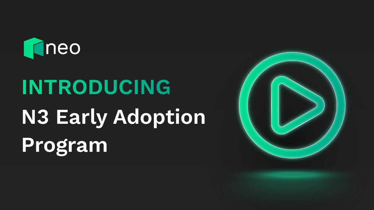 Introducing the N3 Early Adoption Program
