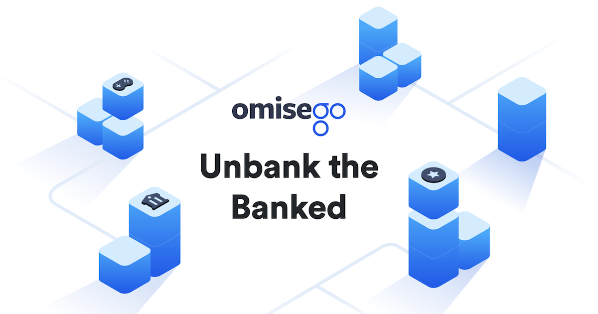 OmiseGO Unbank the Banked