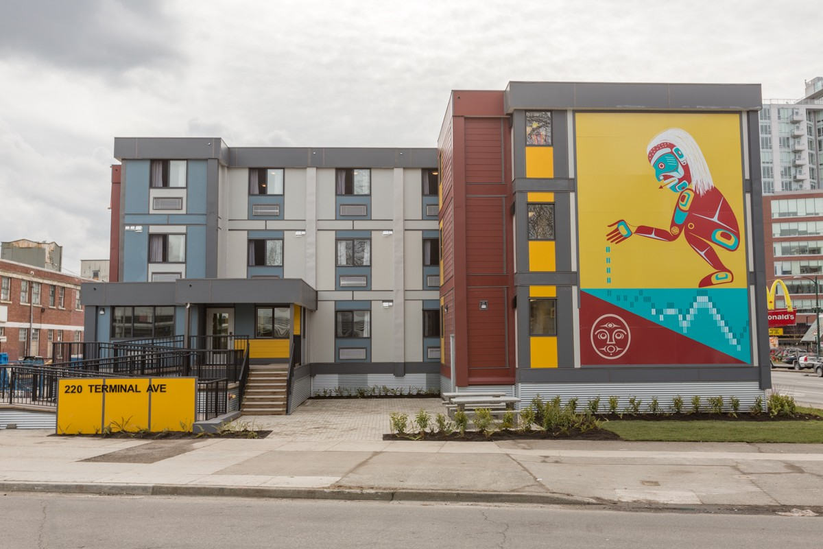 When affordable housing starts in a factory - Sidewalk Talk