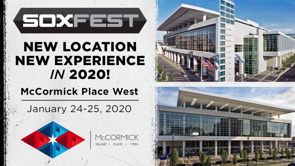 New West Fest 2020 White Sox Announce New Experience, New Location for SoxFest 2020