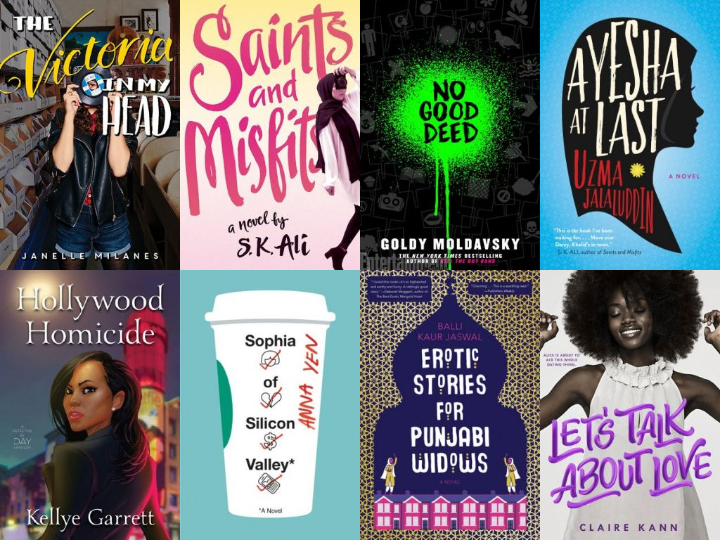 Here are 8 Books By Writers of Color That You Should Be Supporting