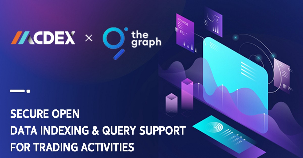 MCDEX Integrates The Graph to Secure Open Data Indexing and Query Support for Trading Activities
