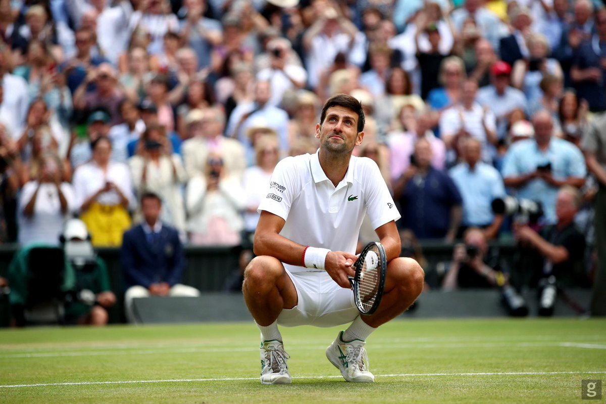 Novak Djokovic The Misfit The Role Of Bad Guy Has Been Reserved By Predrag Babic Sep 2020 Medium