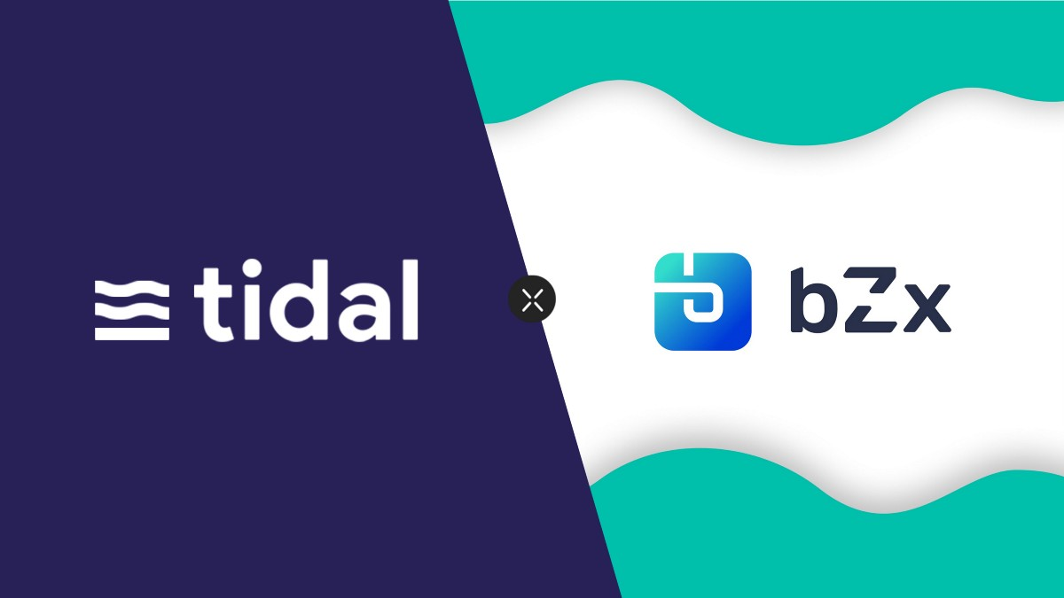 Tidal Finance partners with bZx Protocol providing Asset Insurance