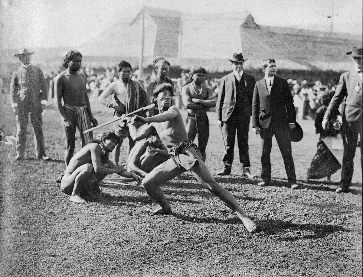 """Scientists staged a racist Olympics in 1904 to """"prove"""" white superiority"""