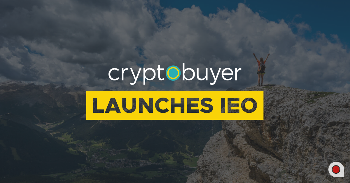 Token Sale Reinvention: Cryptobuyer Steps onto the IEO Path