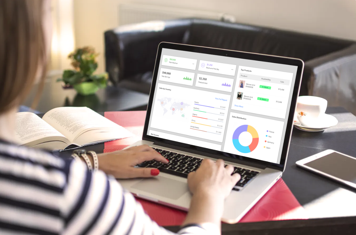10 Rules of Dashboard Design
