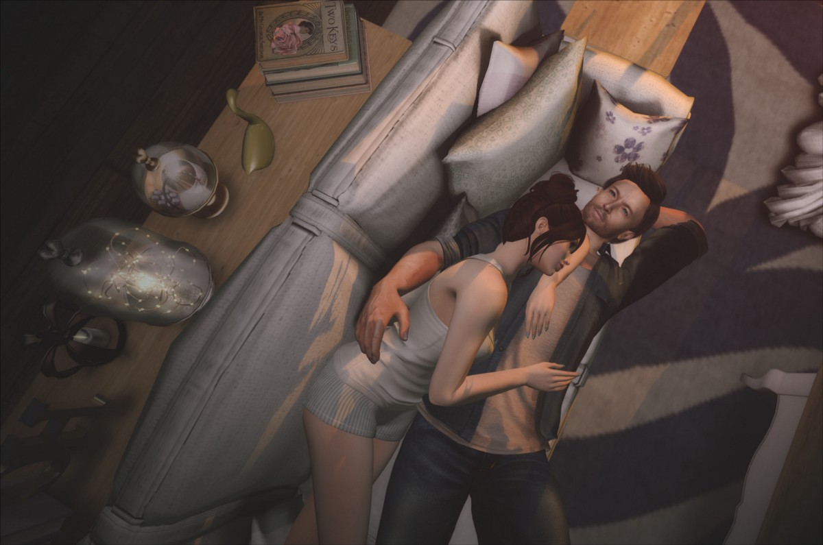 Love in Virtual Reality