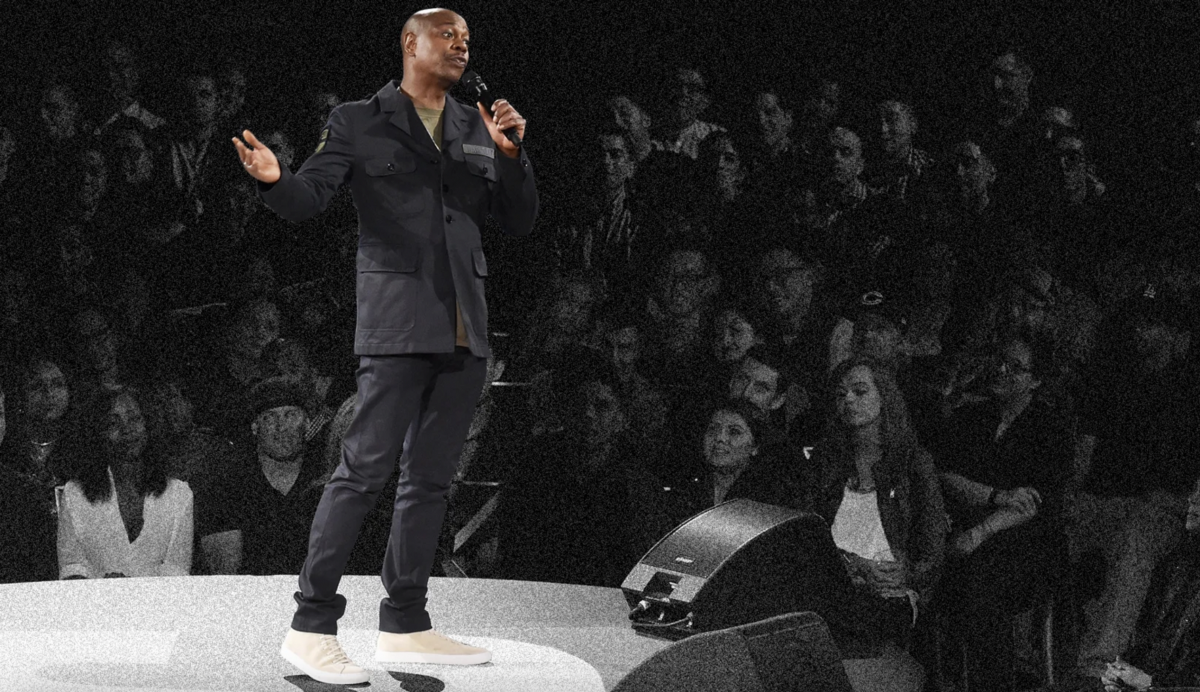 What You're Missing About Dave Chapelle's Comments