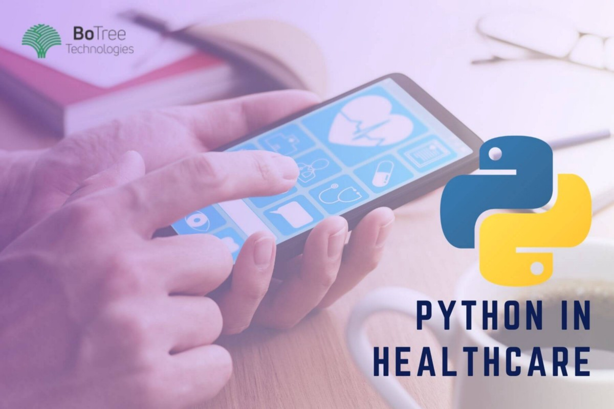 Why use Python Programming for building a Healthcare App Development