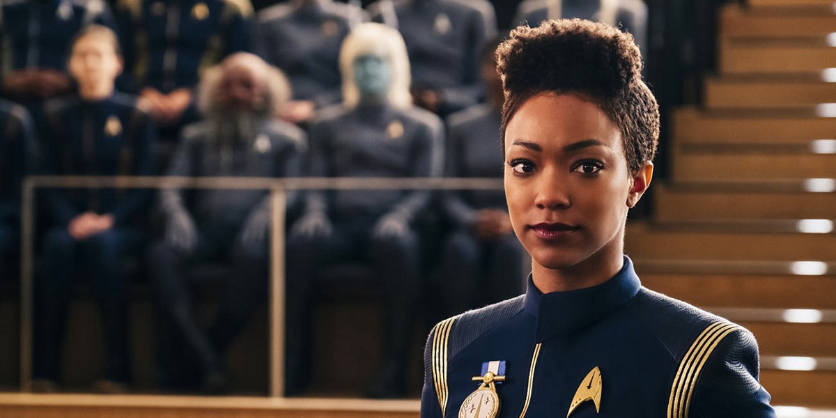 """Why Michael Burnham is Great and """"Star Trek: Discovery"""" is ..."""