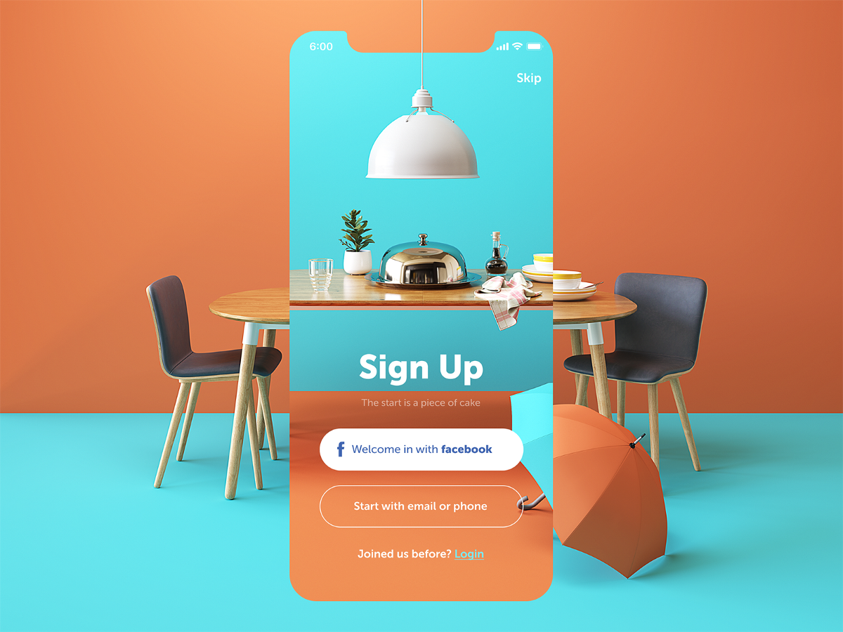 Big Review Of Ui Design Trends We Start 2019 With By Tubik Studio Ux Planet