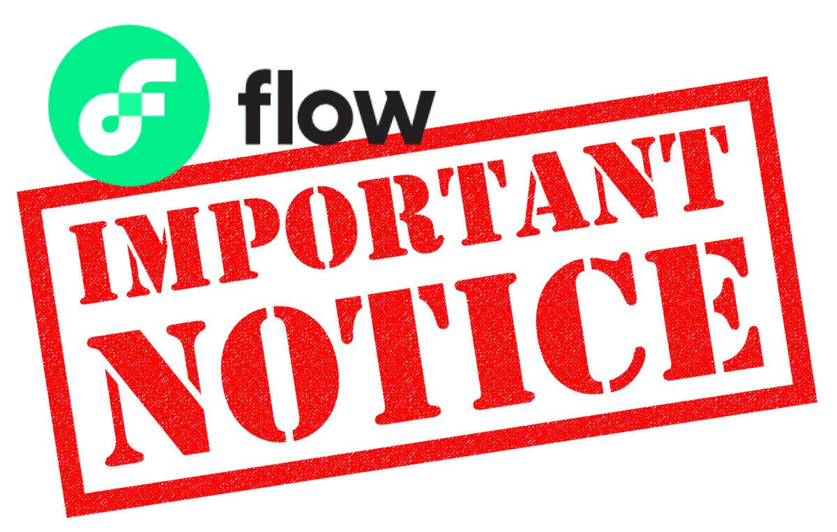 Creating a token on the Flow blockchain? Don't forget this VITAL part!