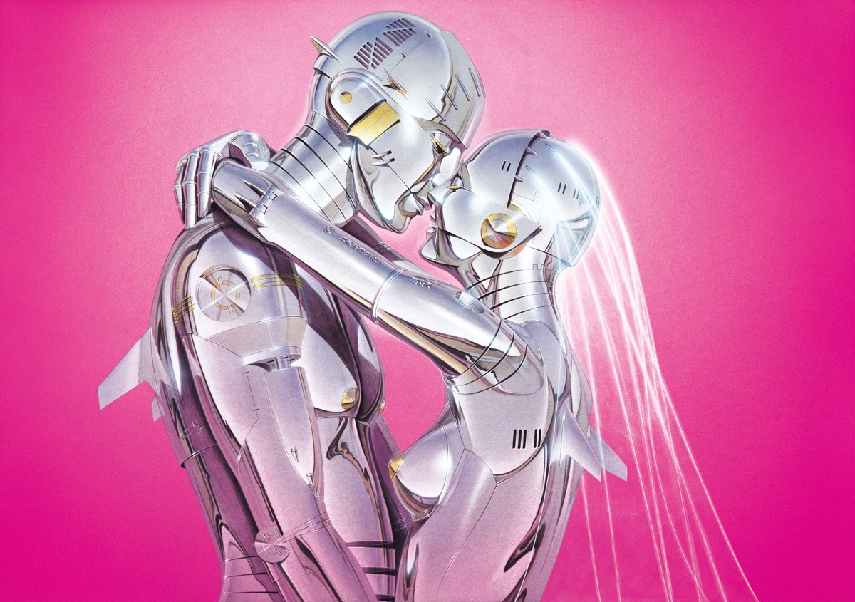 Human sex and love with robots