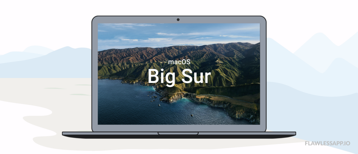New features of macOS Big Sur