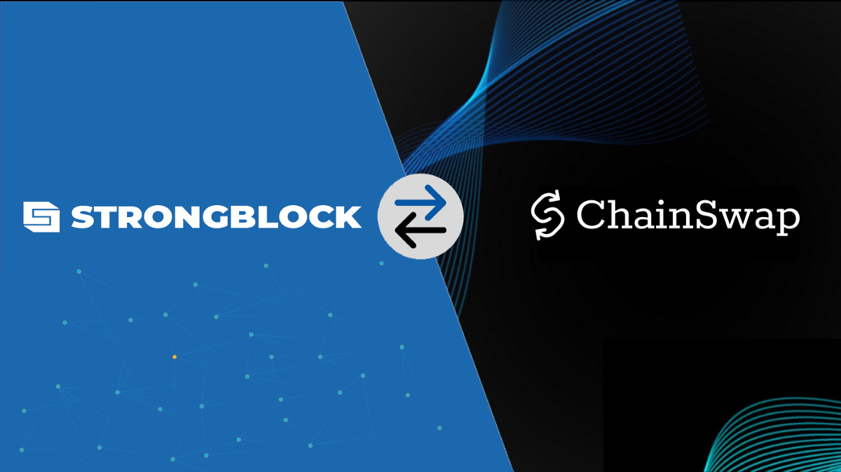 StrongBlock launches STRONG Listing on ChainSwap