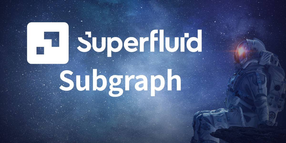 👨🏻🚀 New Subgraphs Launched