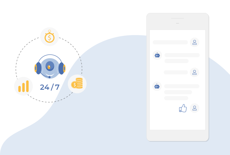How chatbots can convert your visitors into loyal customers