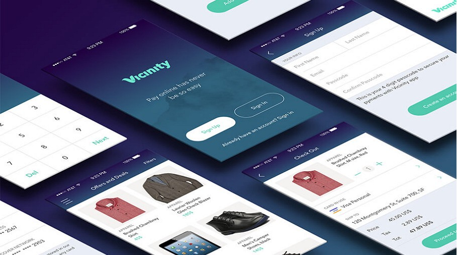 10 Latest Mobile App Interface Designs for Your Inspiration