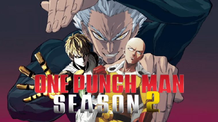 One Punch Man (Dub) Season 2 Episode 6 Watch Online [HD]