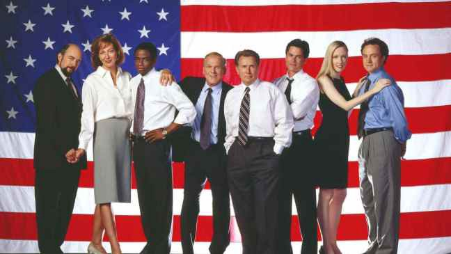 """The 10 Best Scenes from """"The West Wing"""" - The Passion of"""