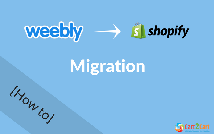 Weebly to Shopify Migration: Stay Productive with the