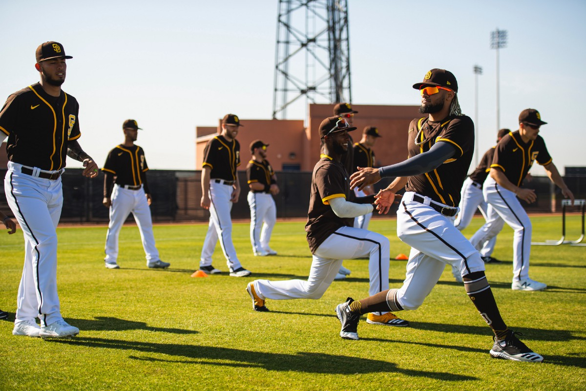 Today in Peoria: Friars at full strength for first workout
