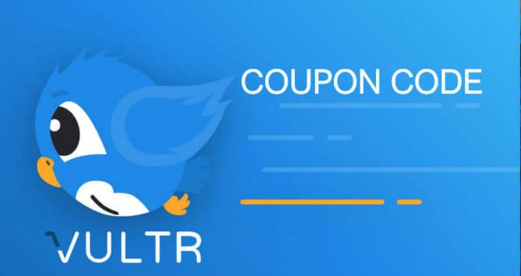 Vultr Coupon and gift code — 50$ Free Credit Coupon Codes For New