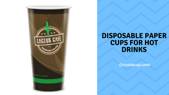 Get Hot Paper Cups Wholesale In Ample Sizes And Printed