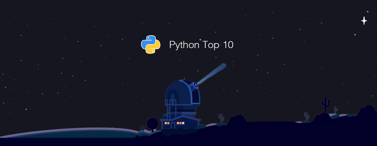 Python Top 10 Articles (v.August 2017)