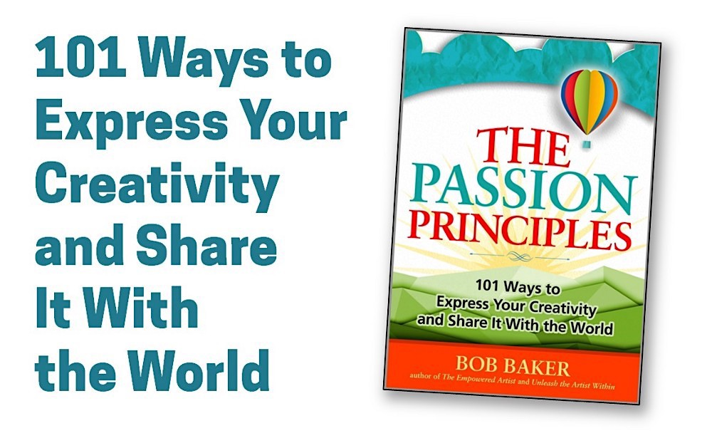 Get 'The Passion Principles' Paperback & Audiobook
