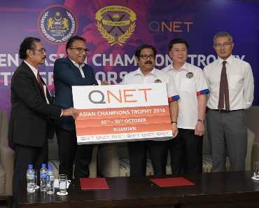 Qnet Become Title Sponsor For Asian Champions Trophy By Qnet Direct Selling Medium