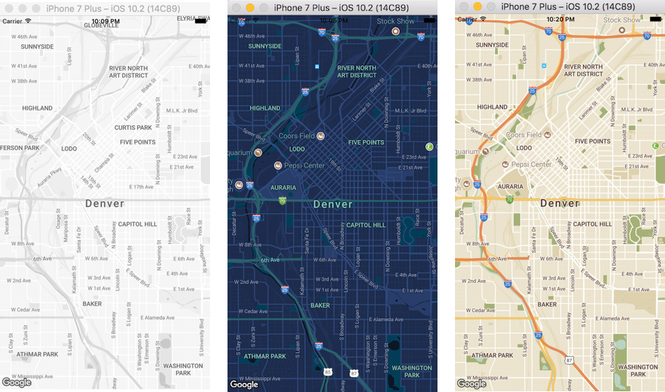 React Native Google Map with react-native-maps - codeburst