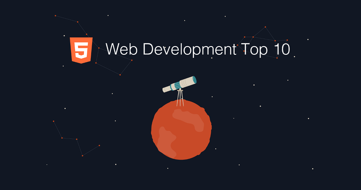 Top 10 Web Development Articles for the Past Month. (v.July)