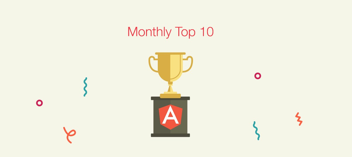 Top 10 Resources to learn Angular (v.April)