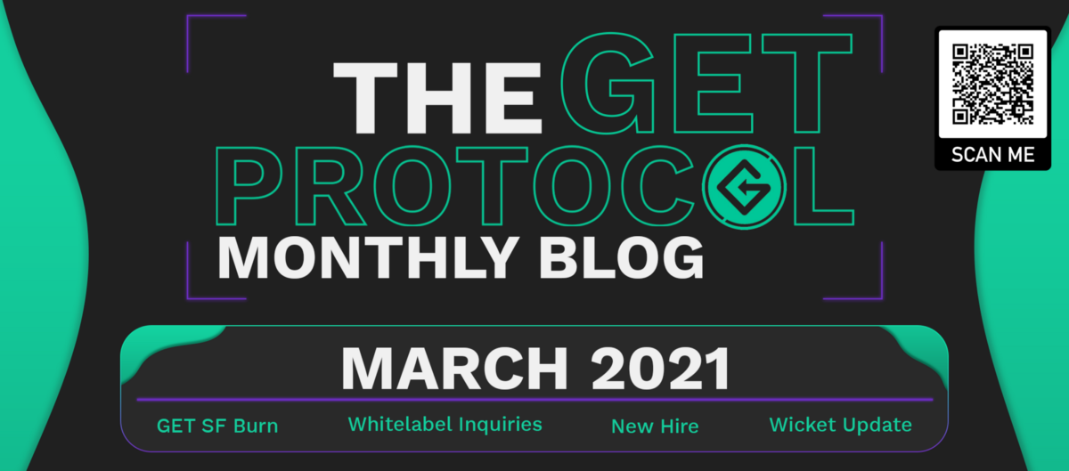 GET Update March '21 —This time is different