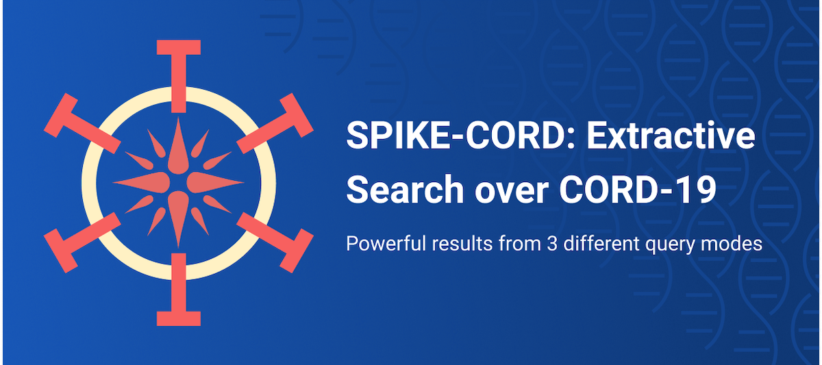 SPIKE-CORD: Powerful search over CORD-19