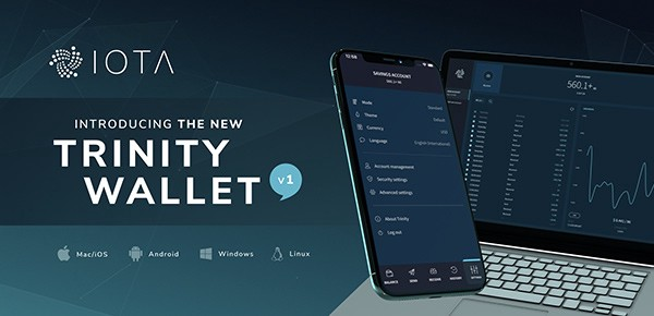 IOTA Newsletter #12 — Trinity Wallet Release, Tracking Food