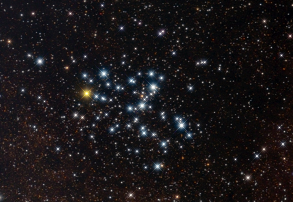 Messier Monday: The Butterfly Cluster, M6 - Starts With A Bang! - Medium