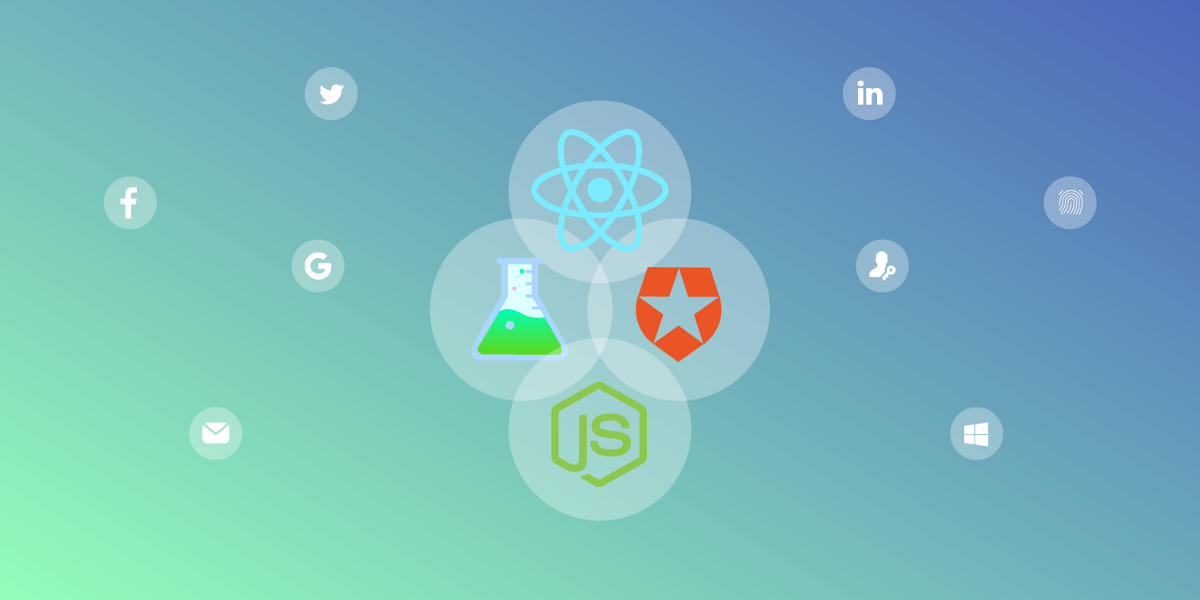 Securing a React Web App With Server-side Authentication