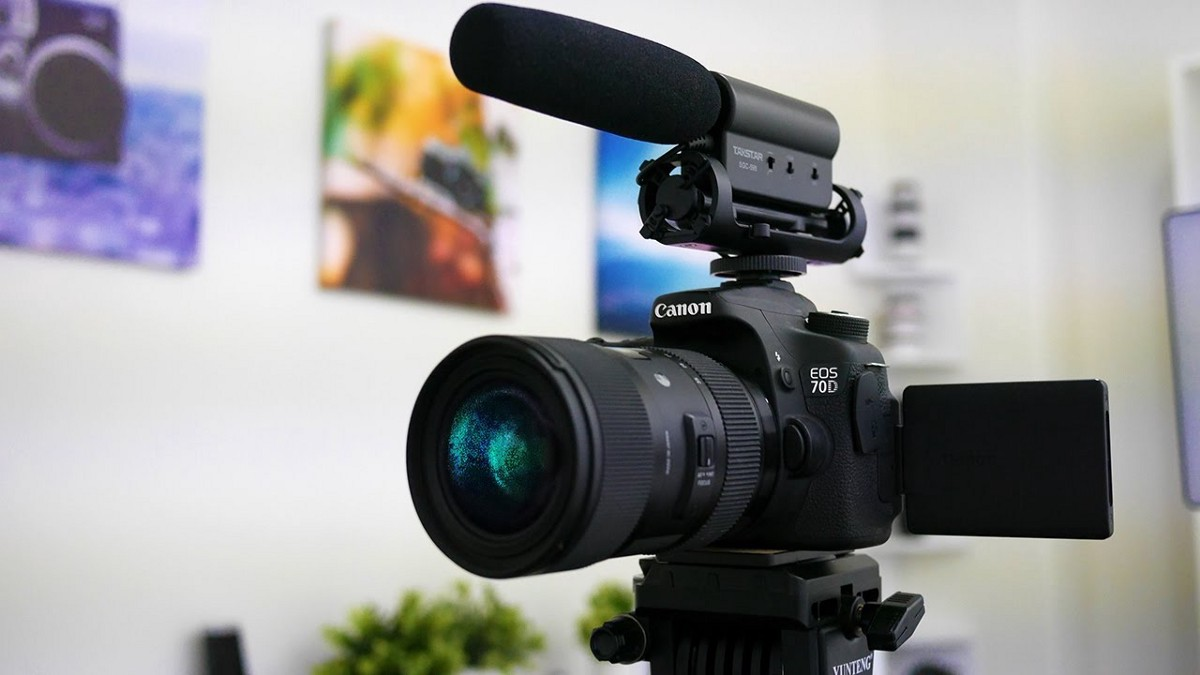 Here's How To Setup Your Canon Dslr As An Awesome Usb Webcam For Photo Chats