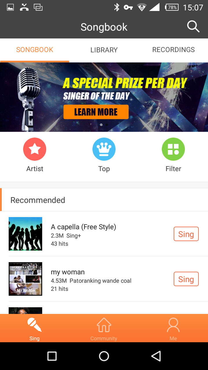 Eagle Mobi Launches Sing Plus App in Africa for Android Phones
