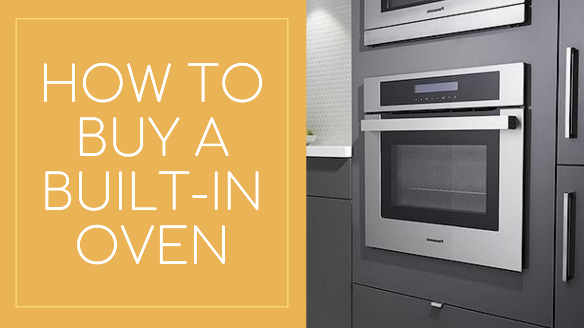 How To Buy A Built In Oven A Guide For First Time Oven Buyers By Pratik Agarwal Decure In Medium