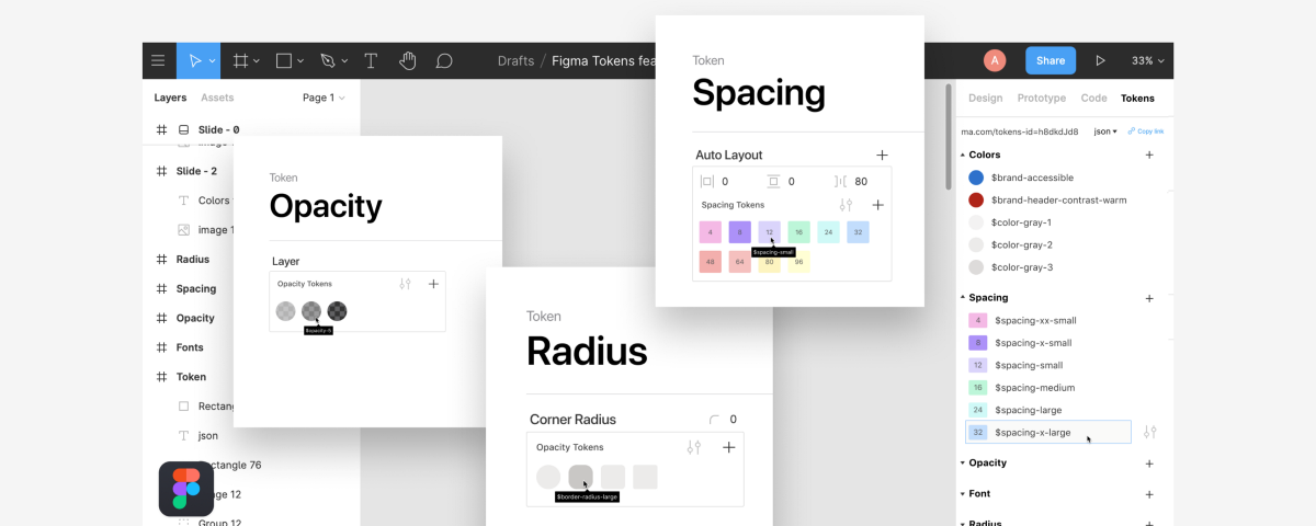 Making Design Tokens A Single Source of Truth for Figma tool.