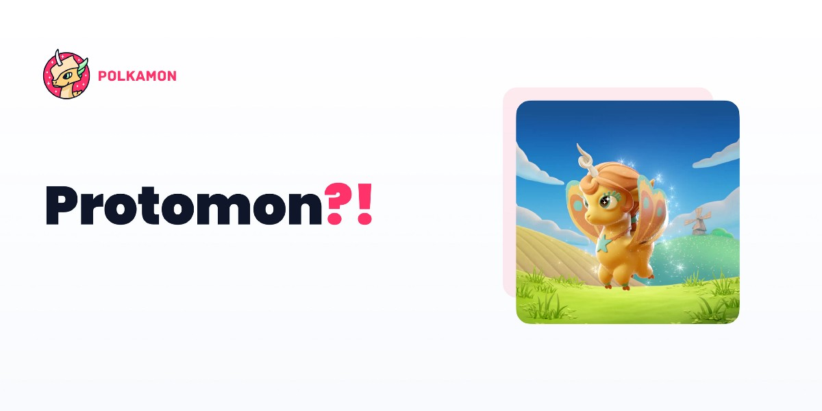 """Polkamon Misprints Called """"Protomon"""" Are One Of A Kind"""