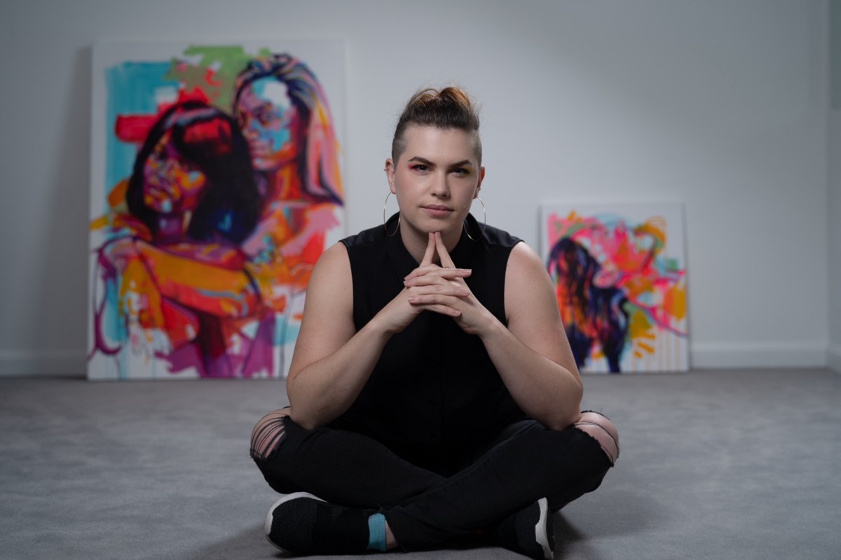 Meet MobileCoin's Newest Artist in Residence