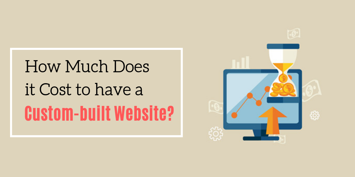 How Much Does it Cost to have a Custom-built Website? | by ...