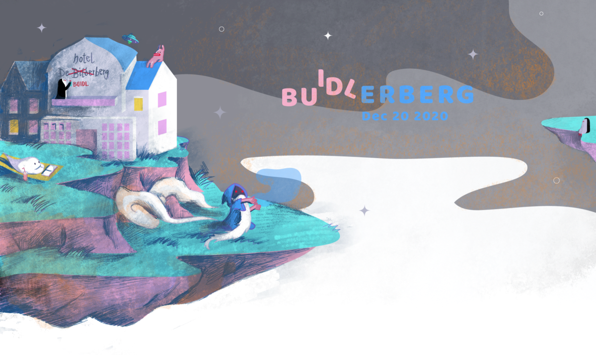 Buidlerberg 2020–Dec 20—Agenda confirmed, Tickets are live and a new Farming Season!